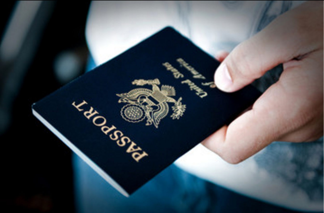 U.S. PASSPORT INSTRUCTION REQUIREMENTS –