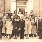 1943 Staff
