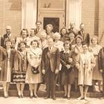1945 Staff