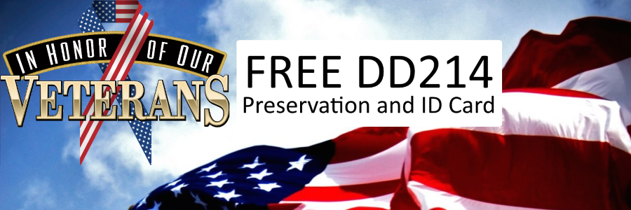 Veteran Identification Cards – DD214 Preservation Program
